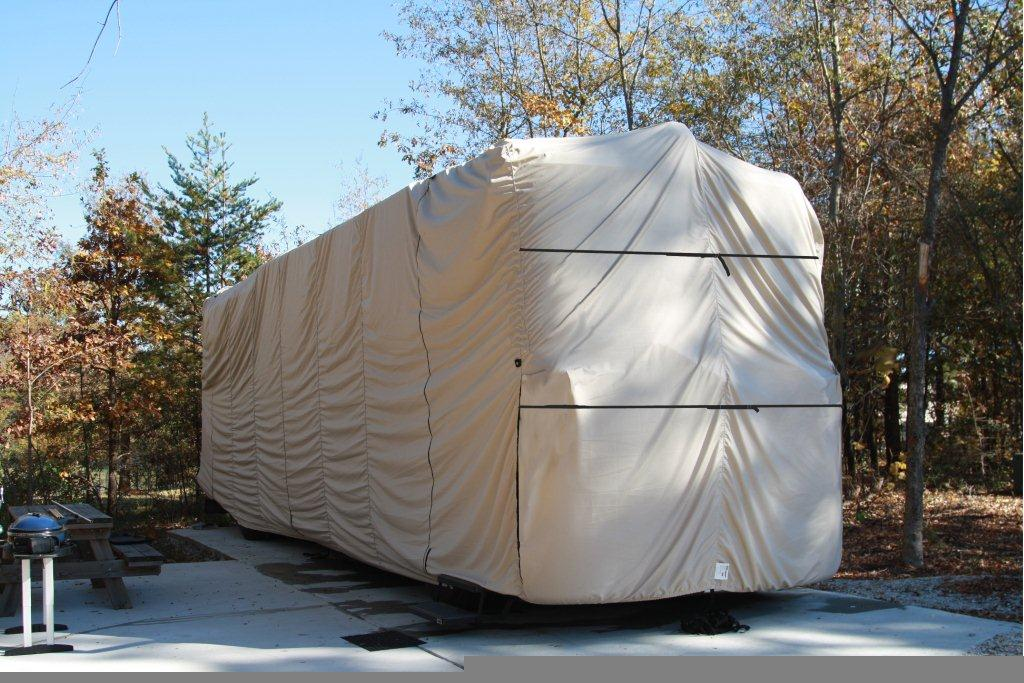 Sun, wind, rain, snow – what do you need to protect your camper from?