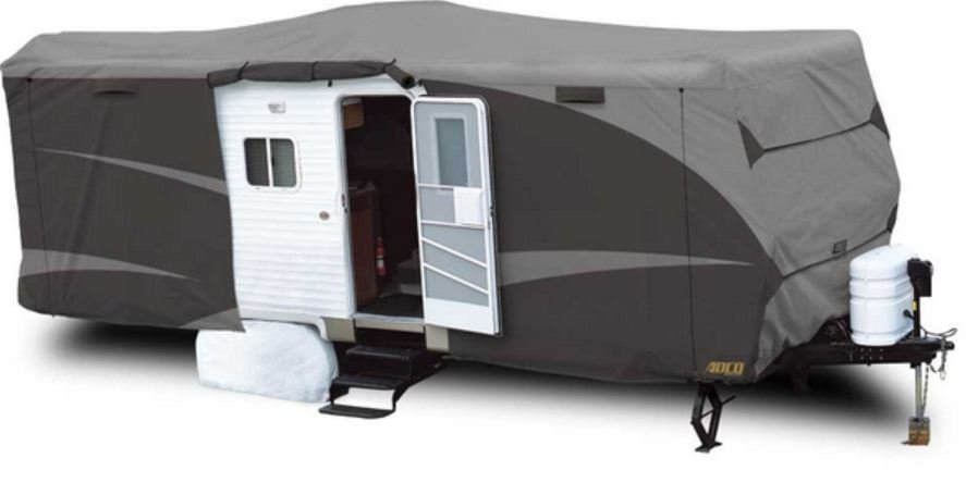 Which RV cover is the most water repellant?