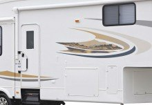ADCO Fifth Wheel Storage Skirt