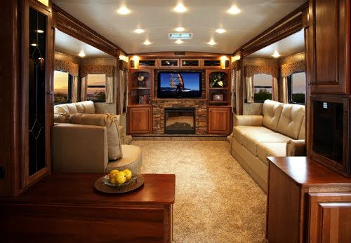 Mouth Watering Luxury Motorhomes Rv Lovers Direct