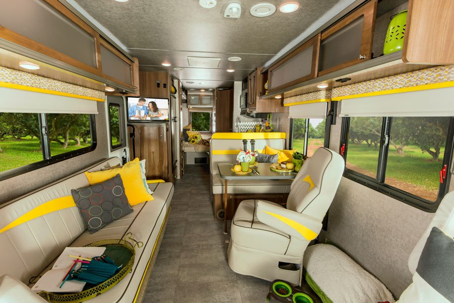 Winnebago Brave The Brow Is Back Rv Lovers Direct