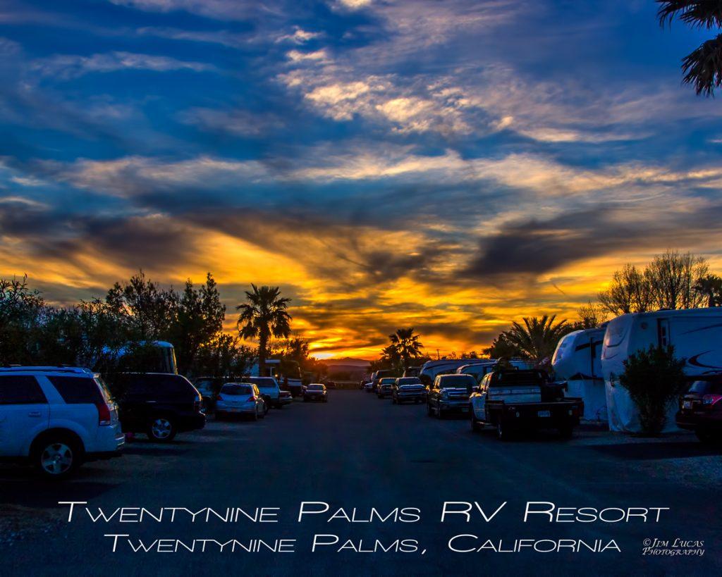 TwentyNine Palms RV Resort